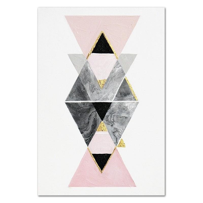 Obraz Abstrakcja Diamonds 1