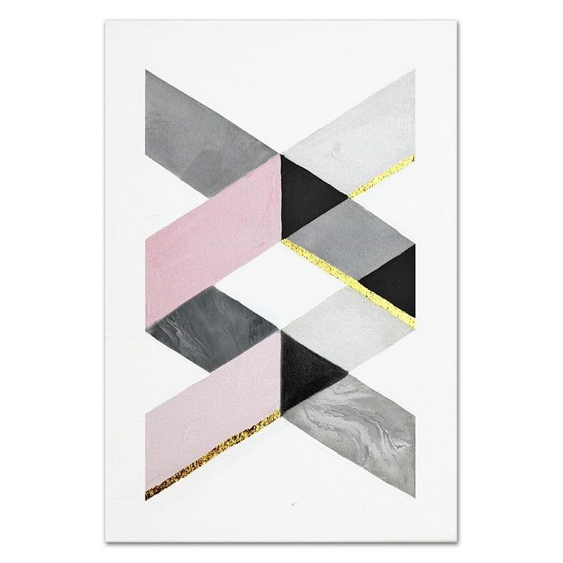 Obraz Abstrakcja Diamonds 2