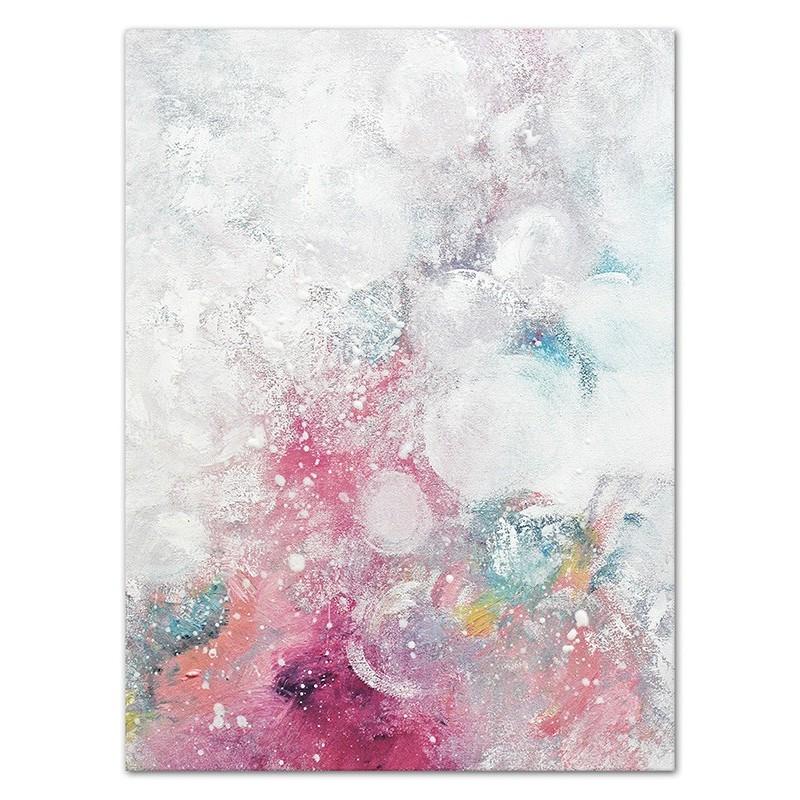 Obraz Abstrakcja Pink