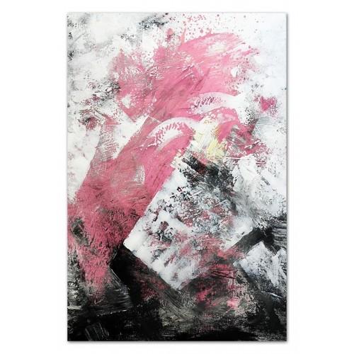 Obraz Abstrakcja Pink 5