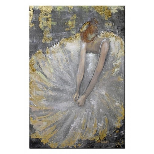 Obraz Złota Baletnica 1
