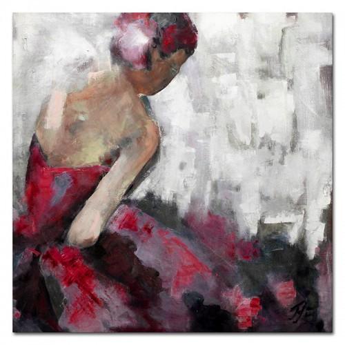 Obraz Abstrakcja Monika