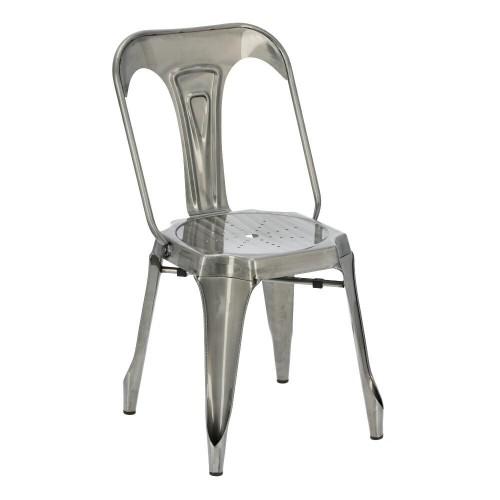 Krzesło Romano Metaliczny