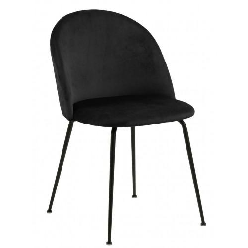 Krzesło Loss Black