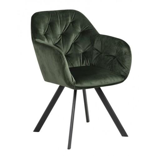 Krzesło Lolita VIC Forest green