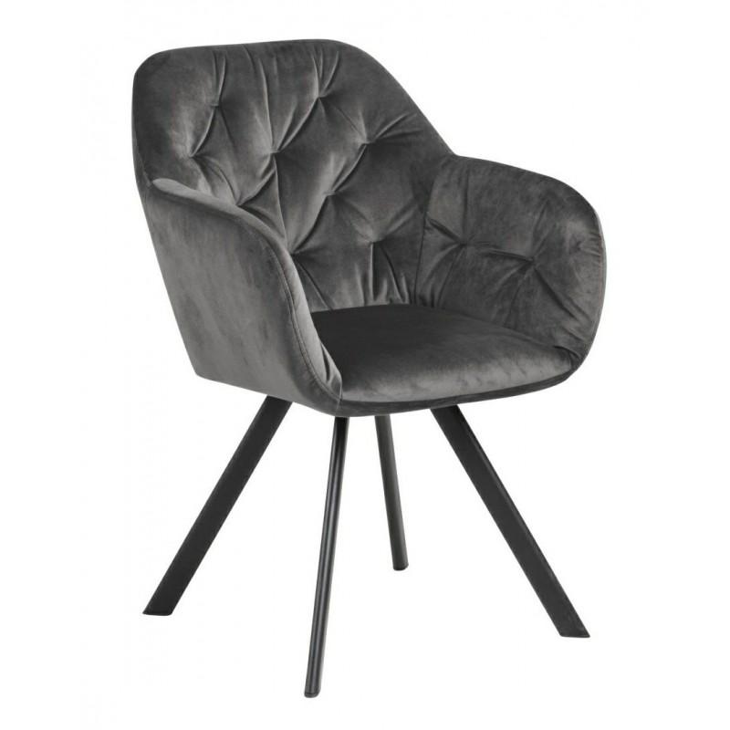 Krzesło Lolita VIC Dark grey