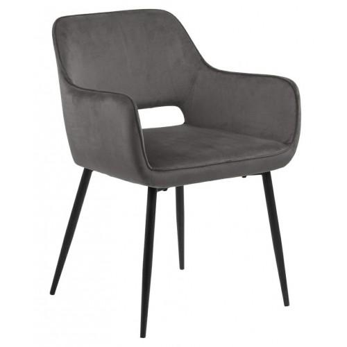 Krzesło Mania Dark grey