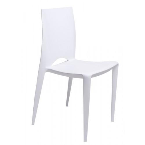 Krzesło Lee białe