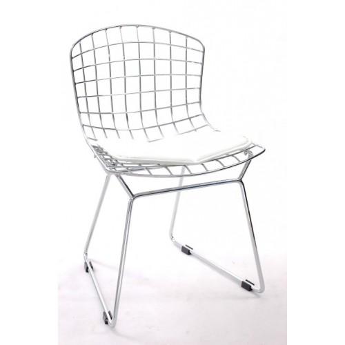 Krzesło dziecięce Handi Junior biała poduszka