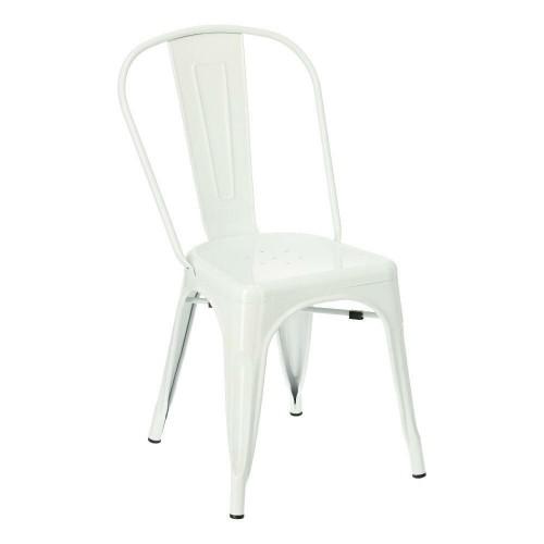 Krzesło Perla  białe