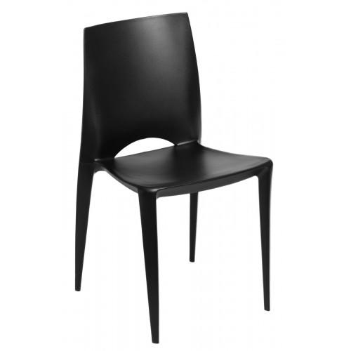 Krzesło Lee czarne