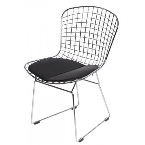 Krzesło dziecięce Handi Junior Czarna Po