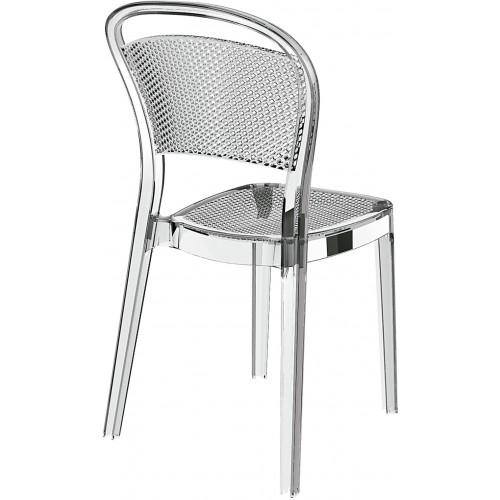 Krzesło Viral transparentny
