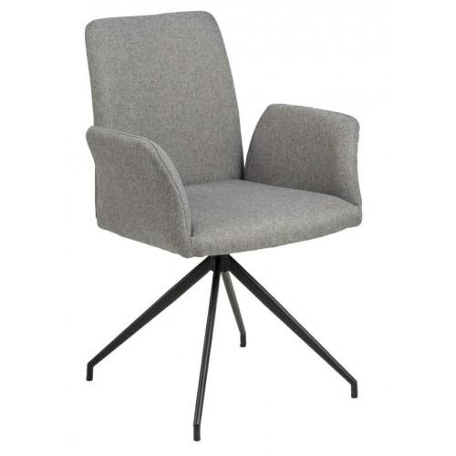 Krzesło Naya light grey
