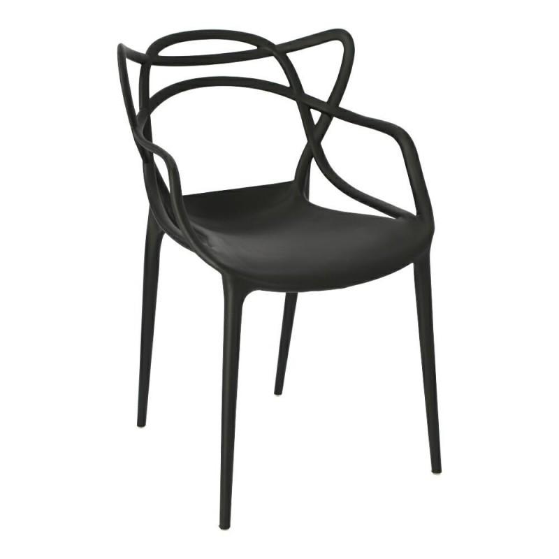 Krzesło Boss czarne