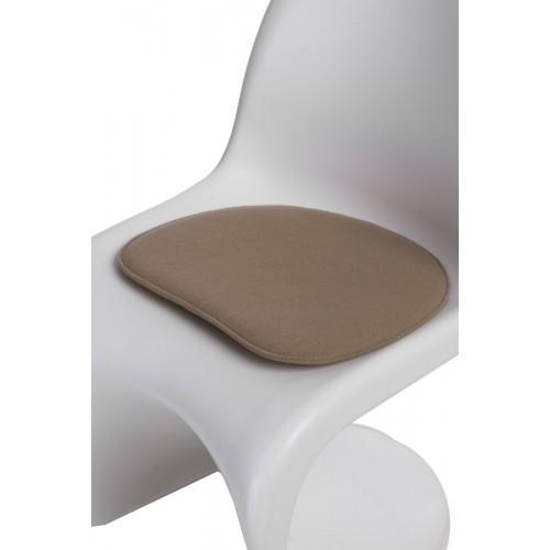 Poduszka na krzesło Balanga beżowa