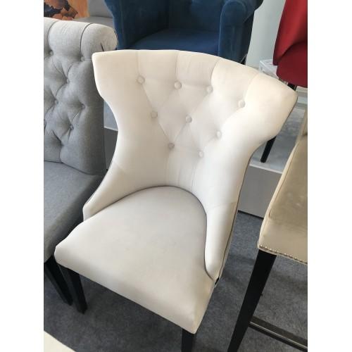 Krzesło - fotel Tiziano tkanina prestige zmywalnna