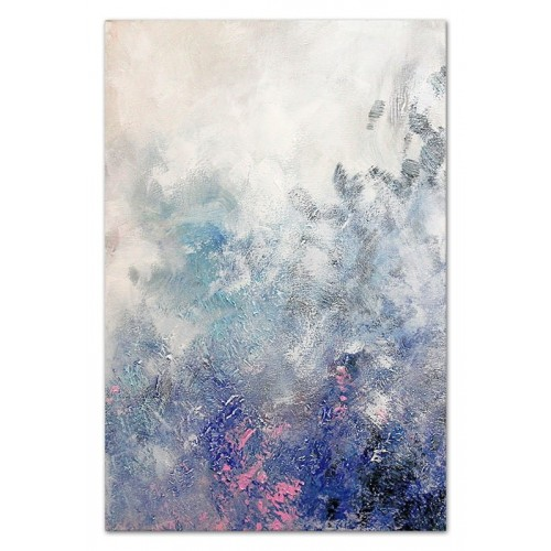 Obraz abstrakcja Lila Violet 2