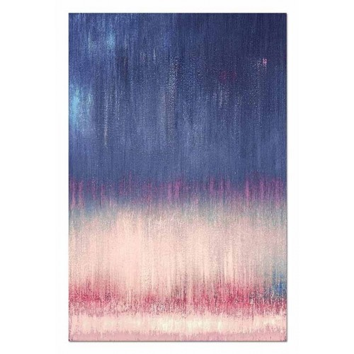 Obraz abstrakcja Lila Violet 3