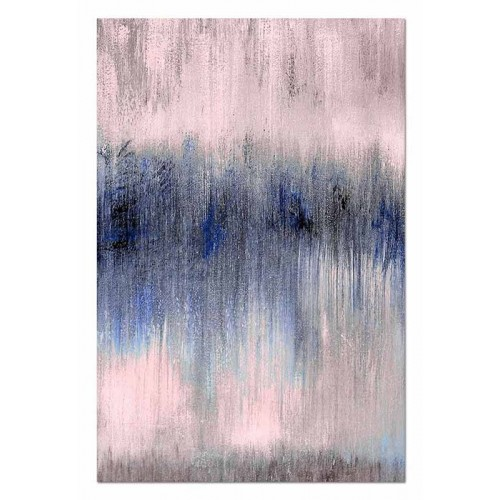 Obraz abstrakcja Lila Violet 4