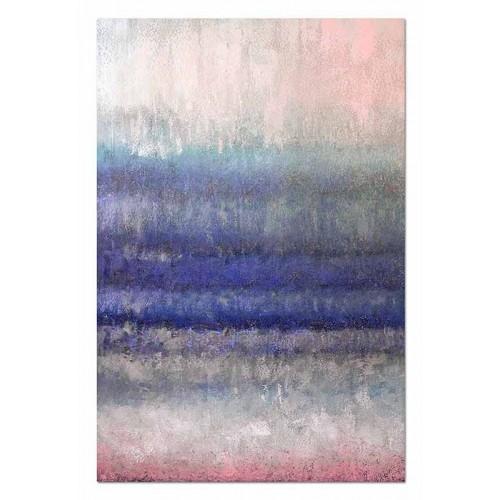 Obraz abstrakcja Lila Violet 5