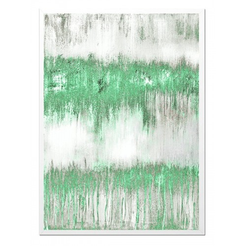 Obraz abstrakcja Mint 2