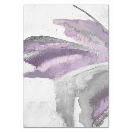 Obraz Abstrakcja Fiolet 1