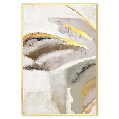 Obraz Abstrakcja Beige