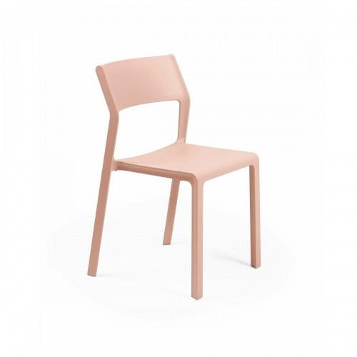 Krzesło Trill różowe