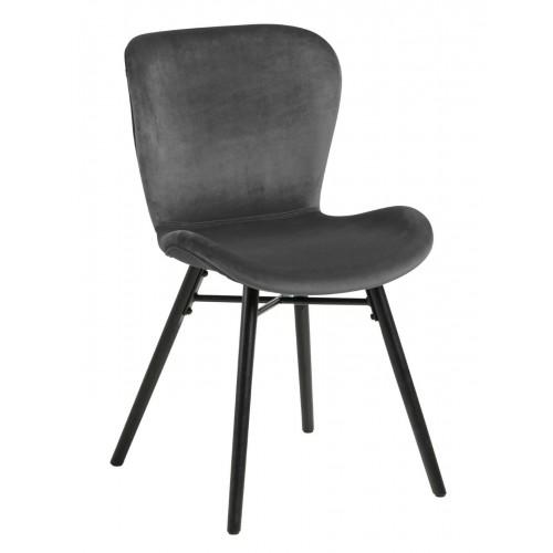 Krzesło Batilda VIC Dark grey