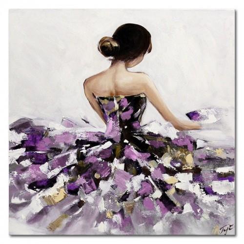 Obraz Baletnica Glamour 3