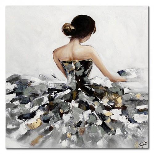 Obraz Baletnica Glamour 4