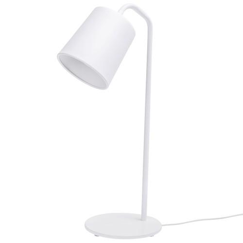 Lampa biurkowa FLAMING TABLE biała