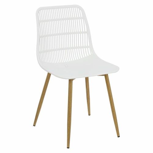 Krzesło Klaus białe