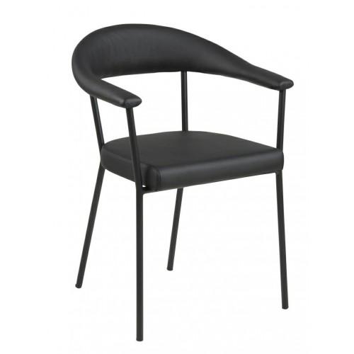 Krzesło Ava czarne