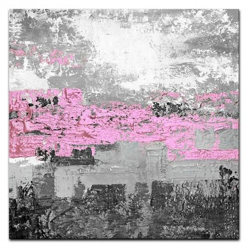 Obraz Abstrakcja Pink 1