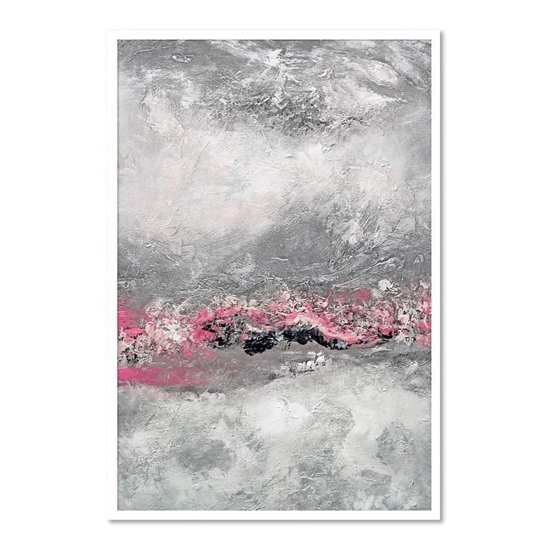 Obraz Abstrakcja Pink 2