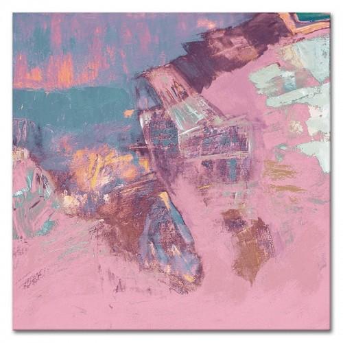 Obraz Abstrakcja Pink 4