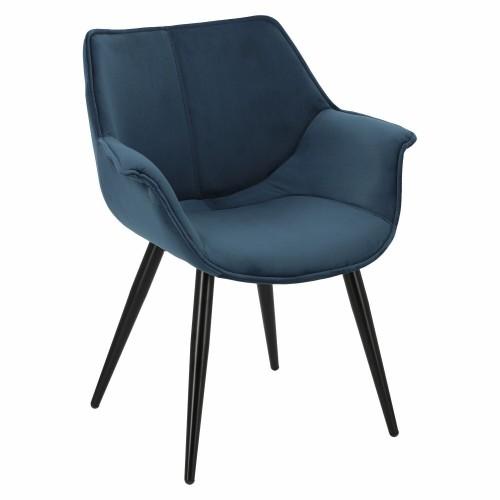 Krzesło Lord granatowe 70
