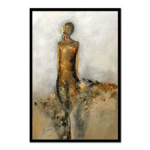 Obraz Złota Kobieta 1