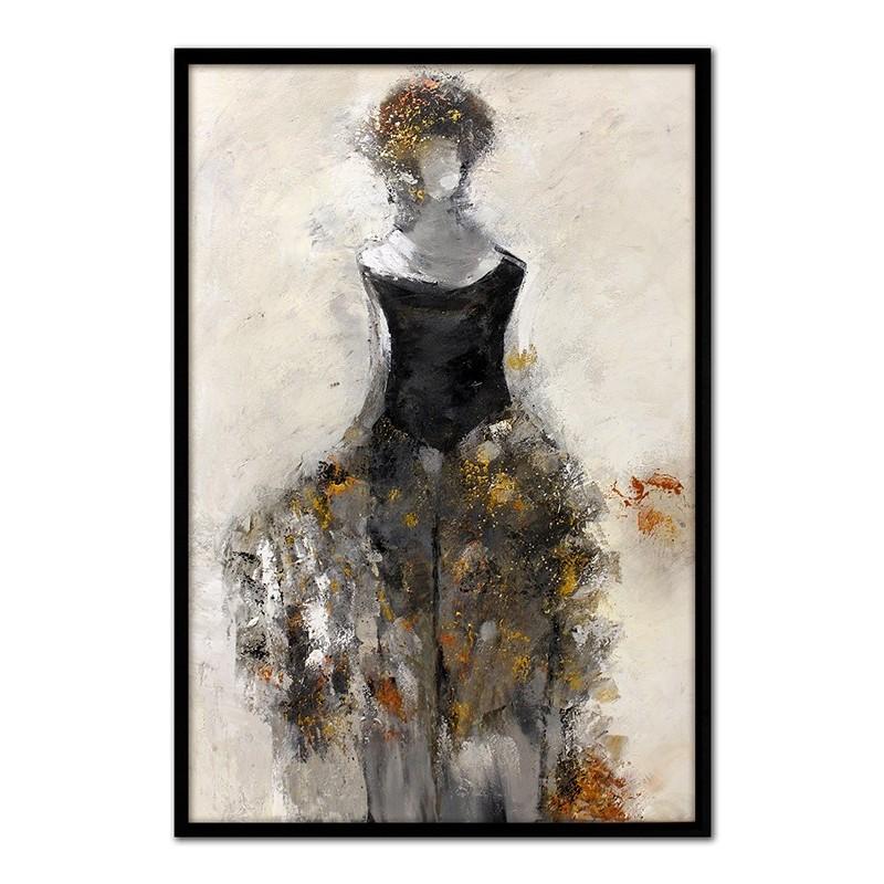 Obraz Złota Kobieta 2