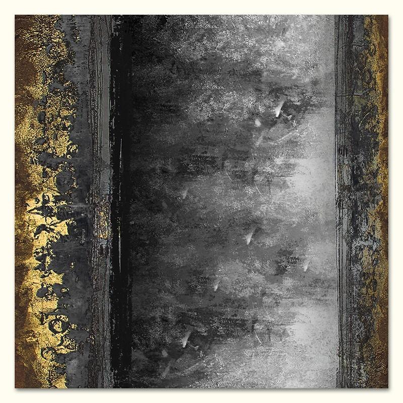Obraz Złoty kwadrat