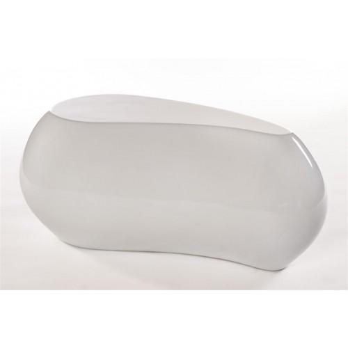 Stolik White Bean biały