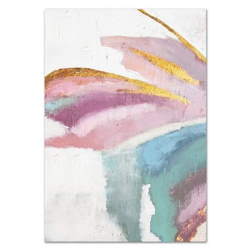 Obraz Abstrakcja Pink 8