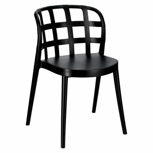 Krzesło Molino czarne