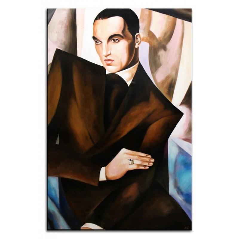 Obraz portret Pana Summe