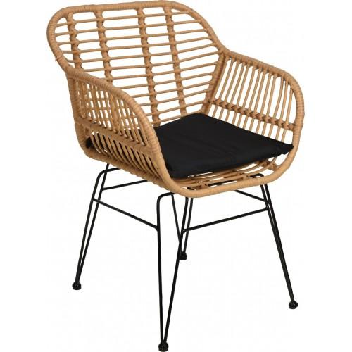 Krzesło z podłokietnikami Surabaya 2