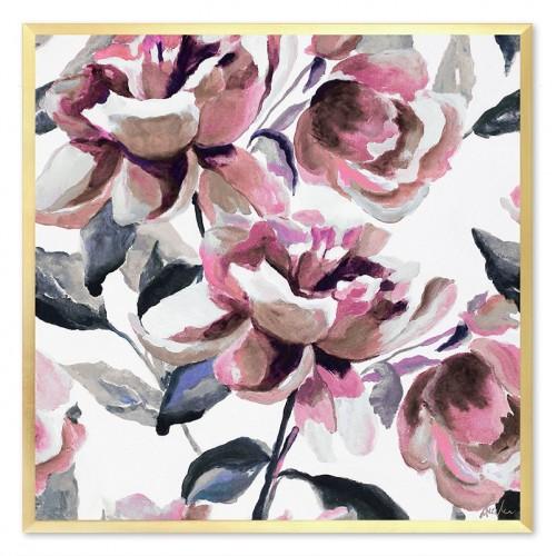 Obraz Kolorowe kwiaty 68