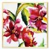 Obraz Kolorowe kwiaty 70