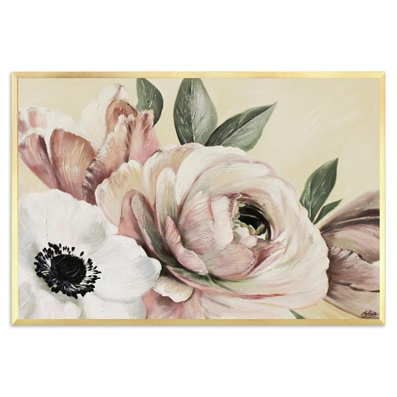 Obraz Kolorowe kwiaty 86